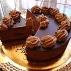 Gâteau fourré au chocolat magnifique - Recette de Jamie Oliver